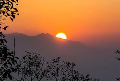 day hike in kathmandu valley
