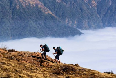 best one week trek nepal