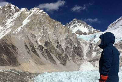best place to see mount everest