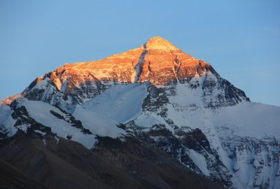 highest mountain in nepal