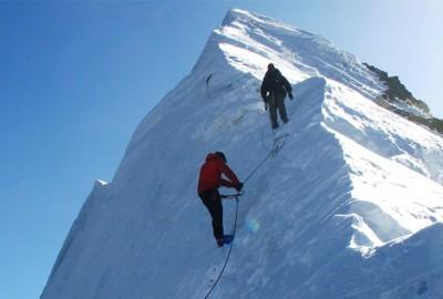 advanced peak climbing nepal