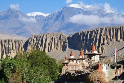 upper mustang trekking nepal