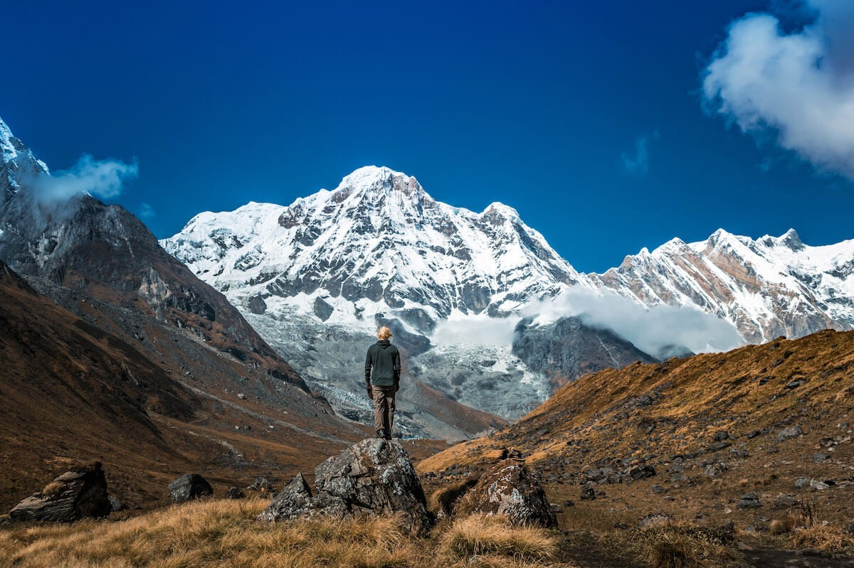 annapurna base camp nepal