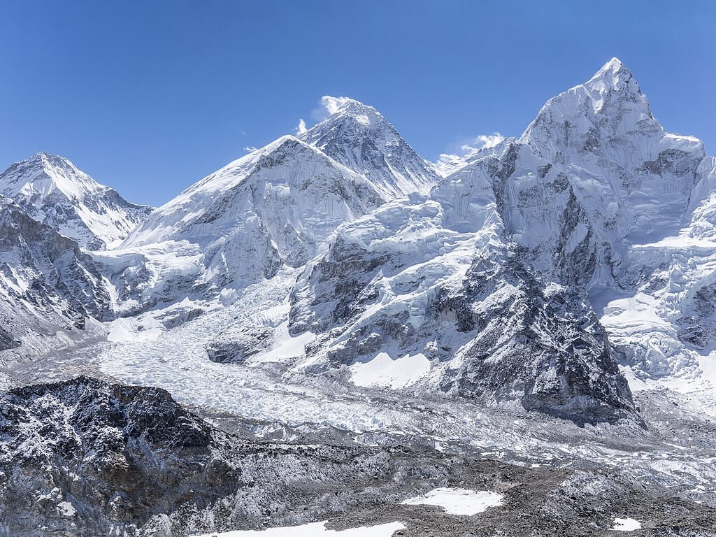 kalapathar everest view