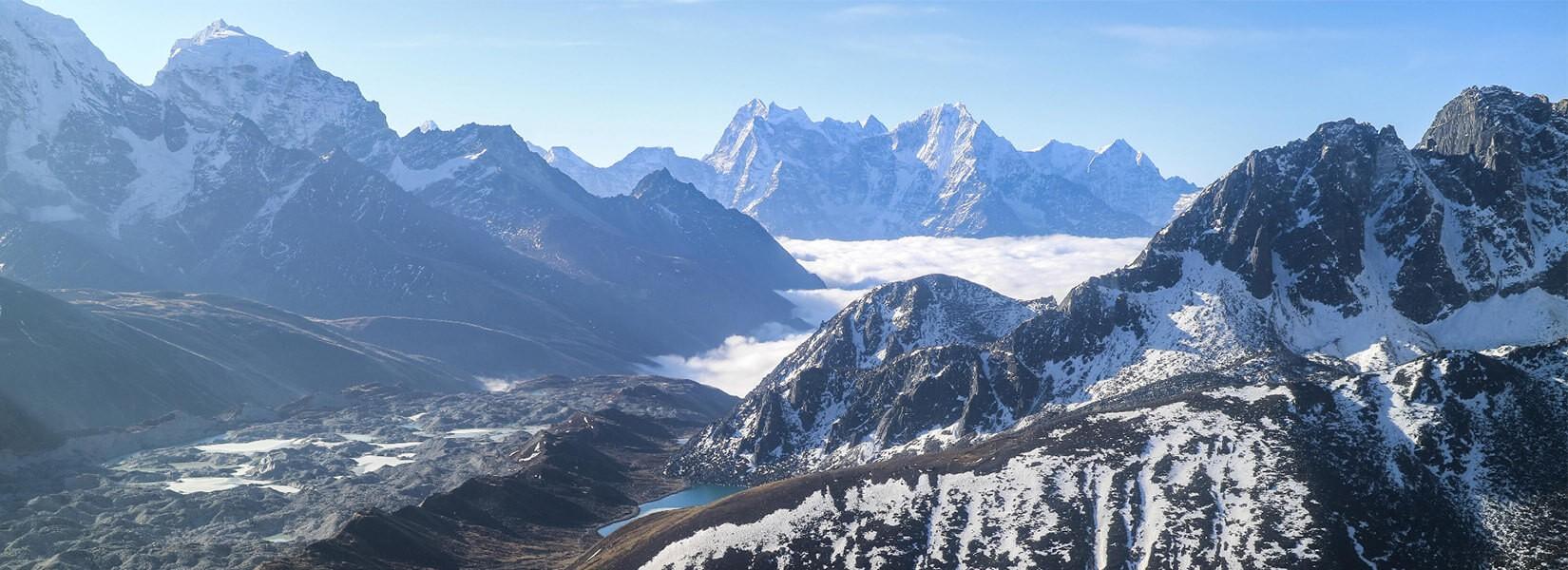above 6000m peaks nepal