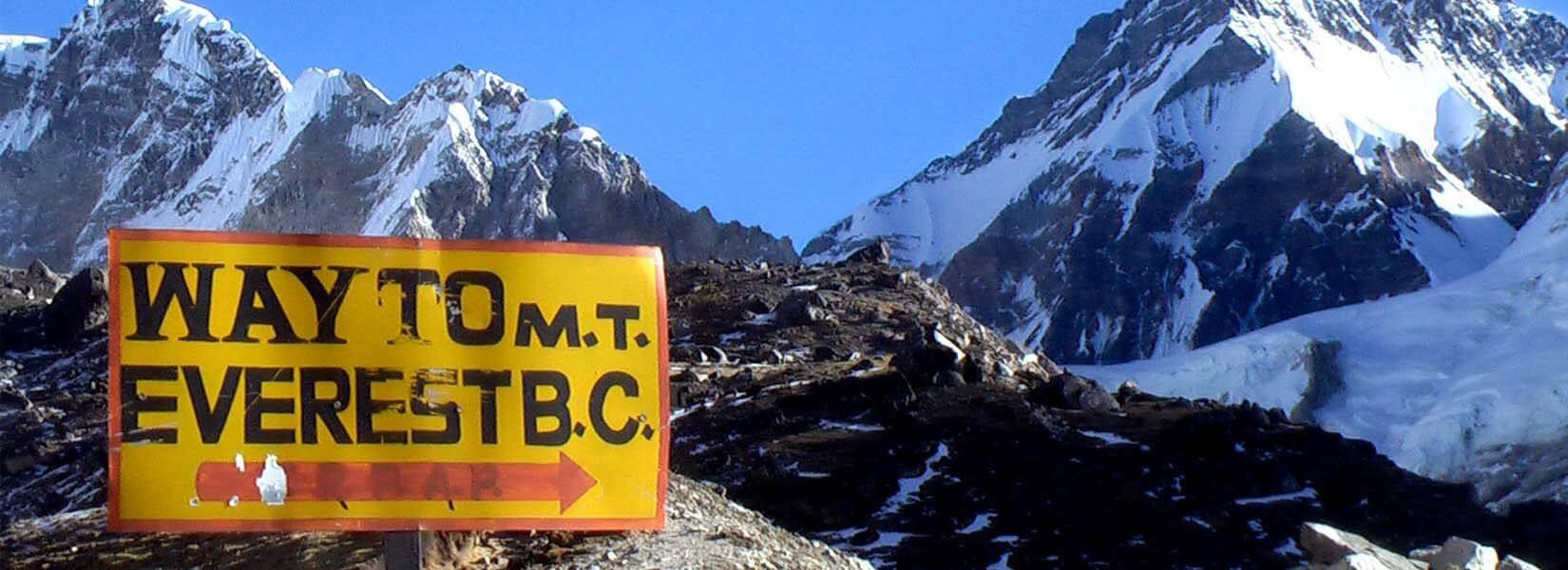 Base Camp Treks in Nepal