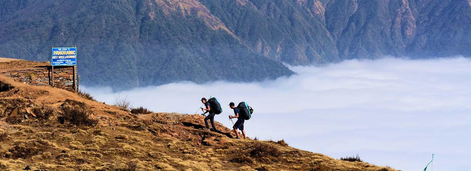 best one week trek nepal
