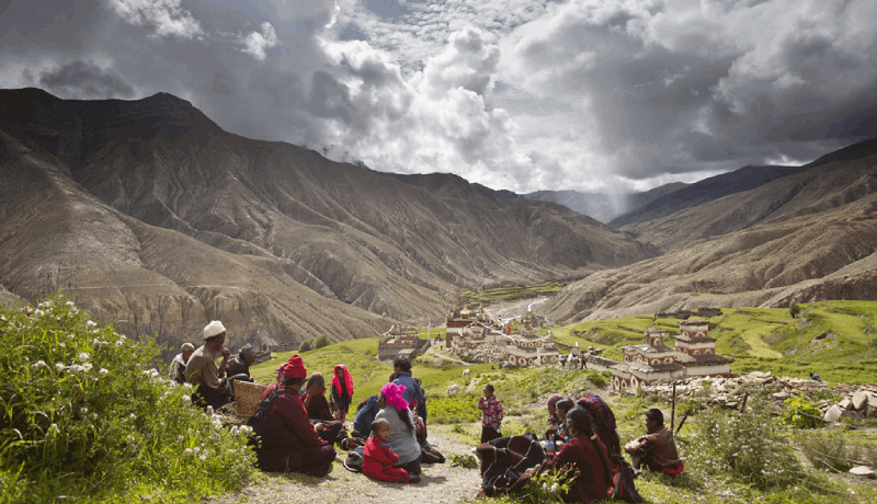 people of dolpo