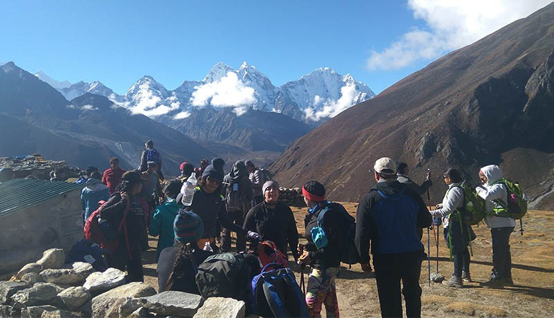 mount everest base camp trek 10 days