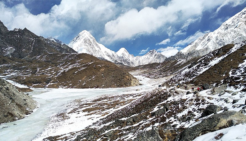 Everest Base Camp Trek By Bus/Jeep ( Driving route)
