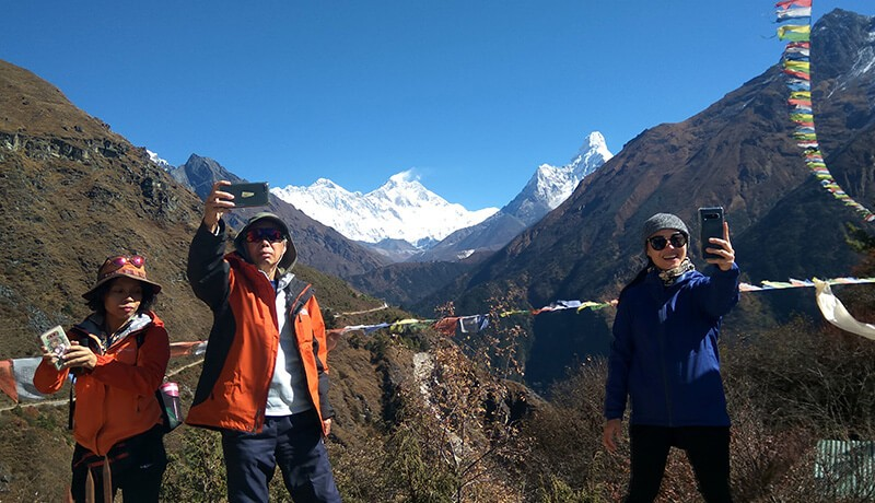 everest view trek 5 days