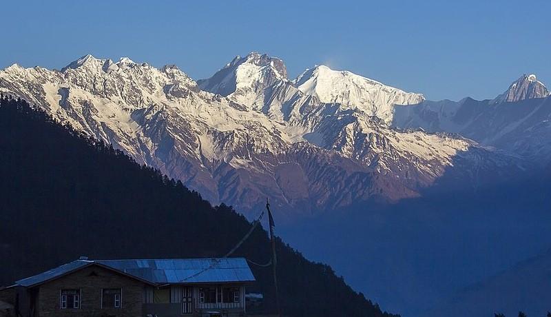 Ganesh Himal Expedition