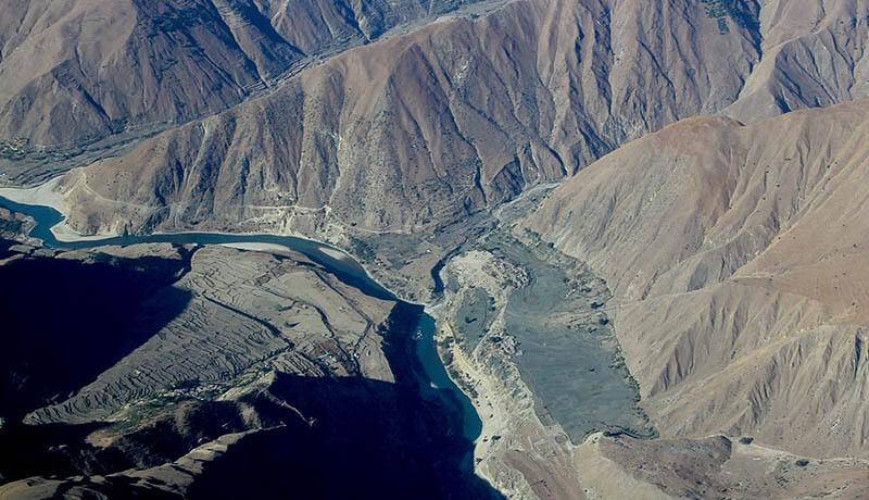 humla karnali river