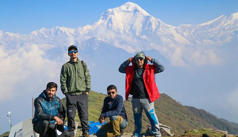 khopra danda trek without guide