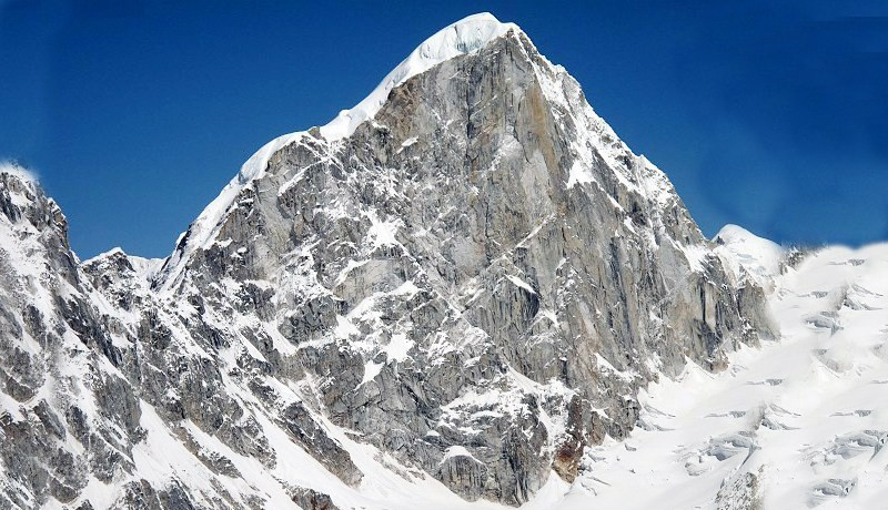 Larke Peak Climbing