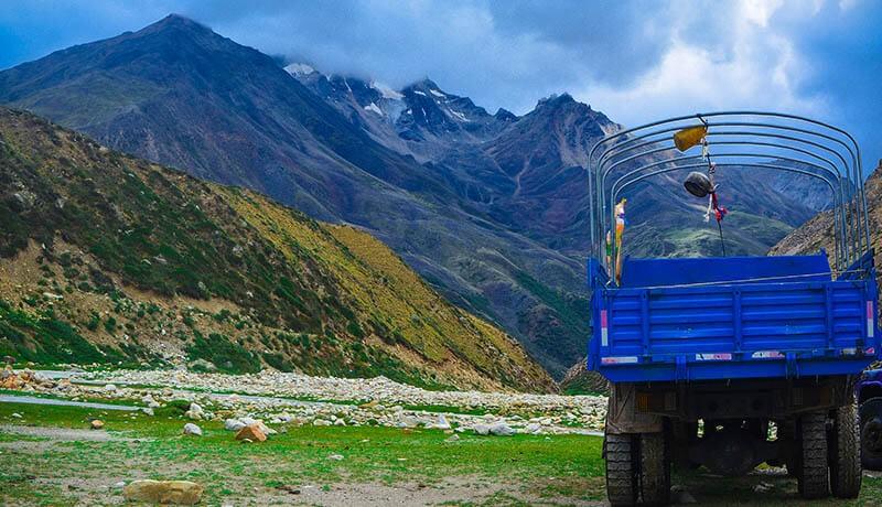 limi valley trekking