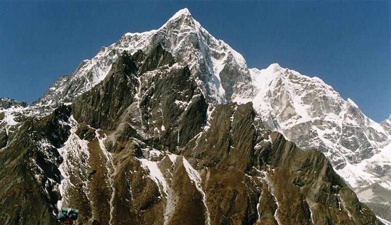 Lobuche Peak Summit