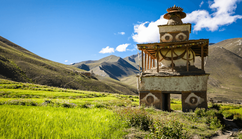 lower dolpo circuit trek
