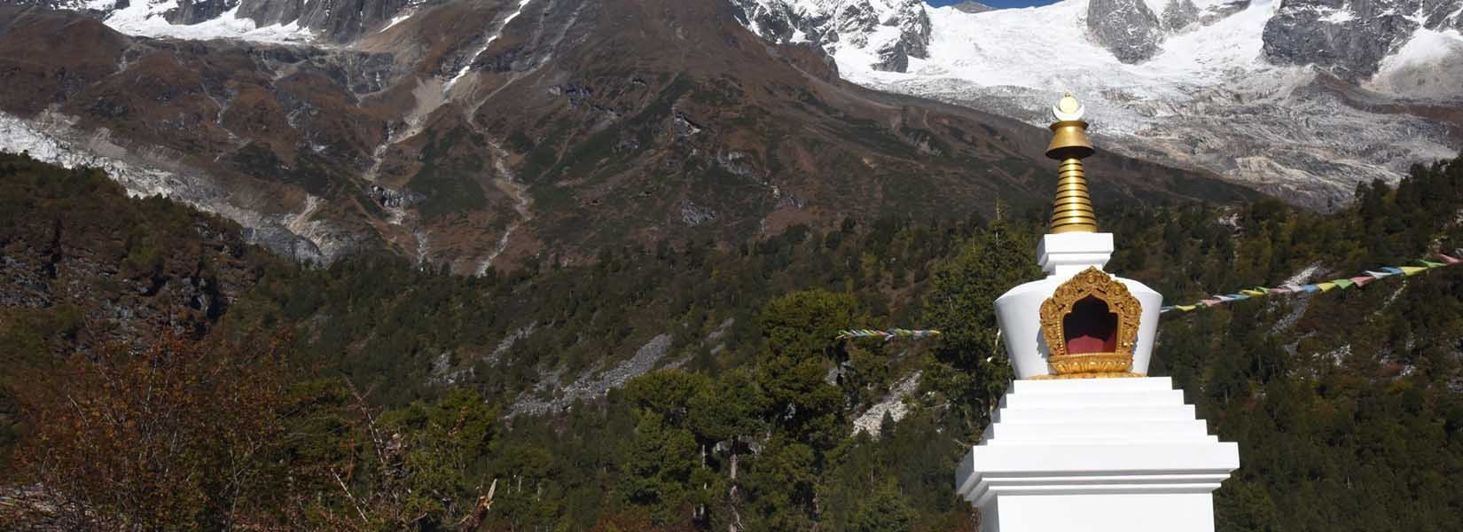 Manaslu Circuit Trek 16 Days
