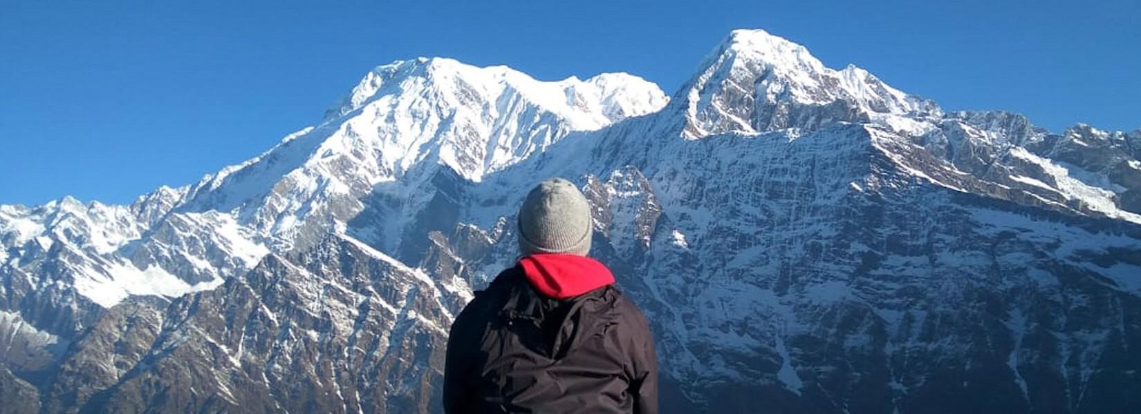 Mardi Himal Short Trek
