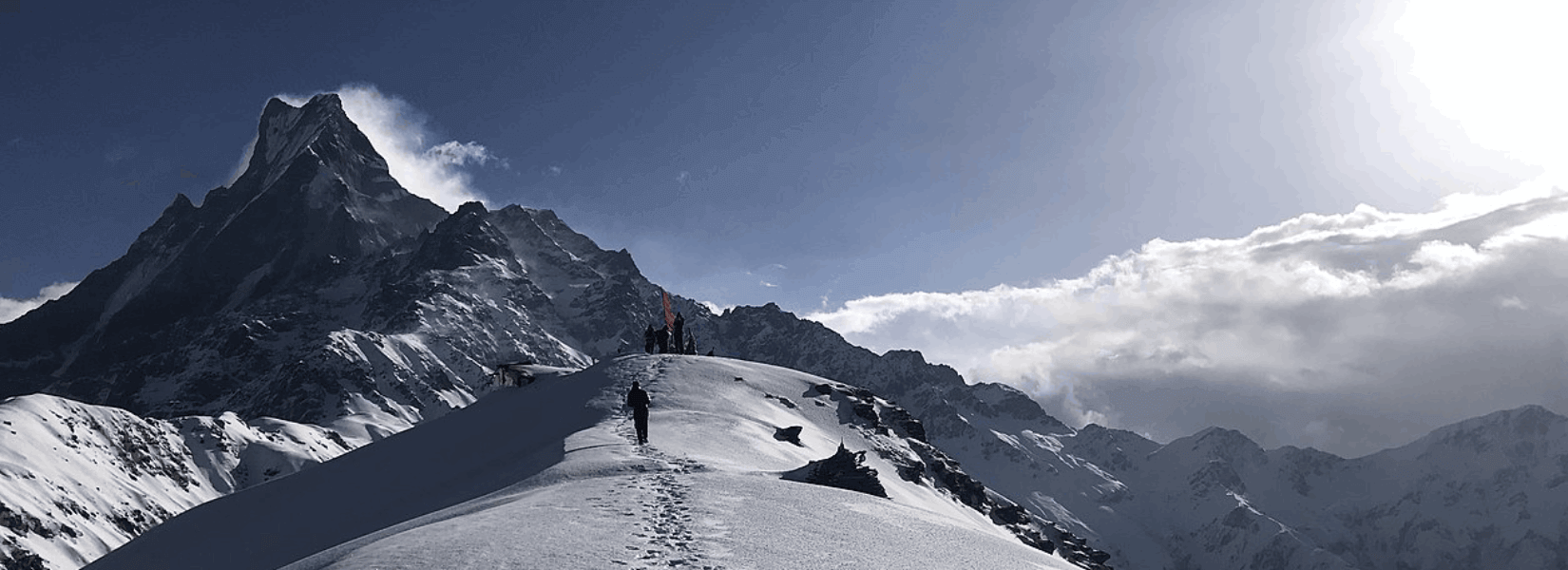 mardi himal trek in december