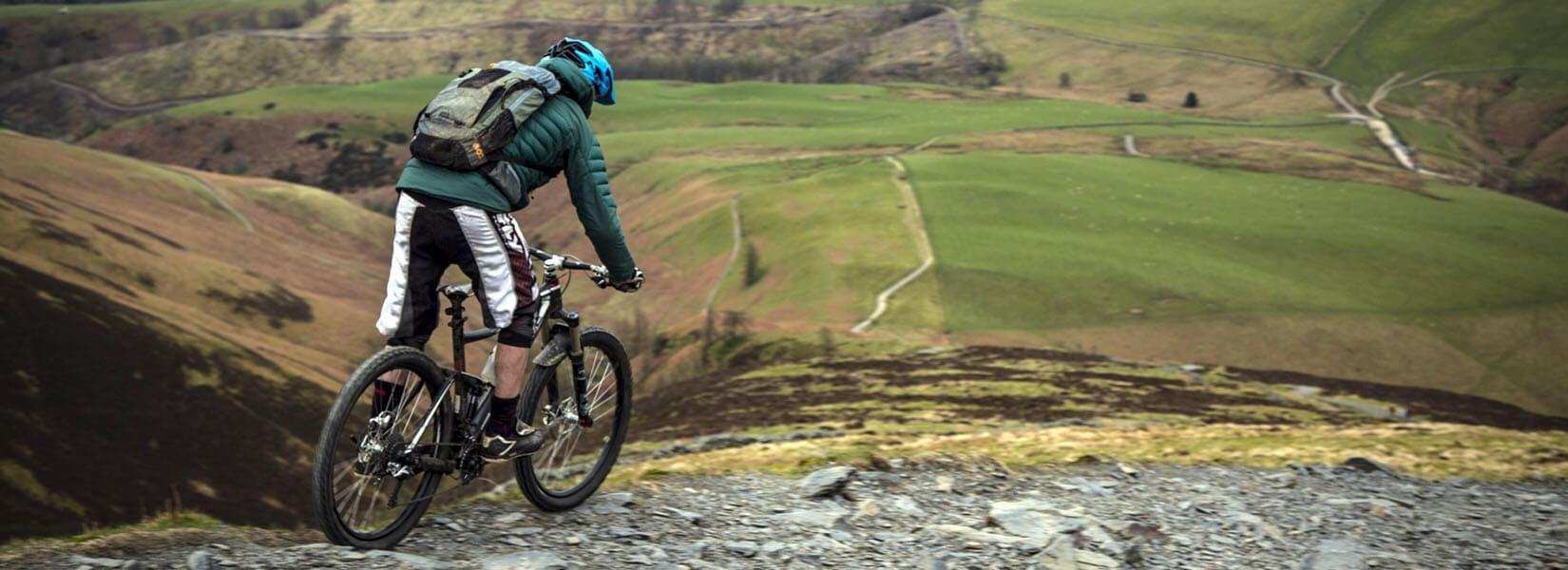 mountain biking trails in nepal