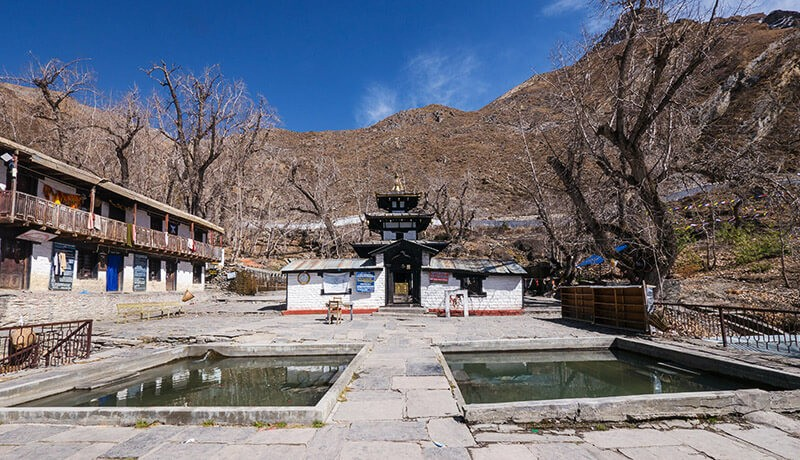 Helicopter Tour Ride to Muktinath Temple