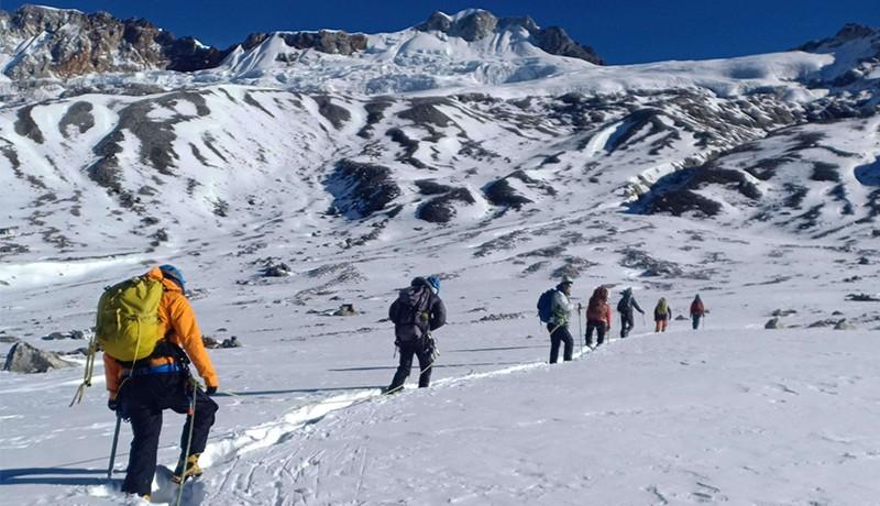 Paldor Peak Climbing