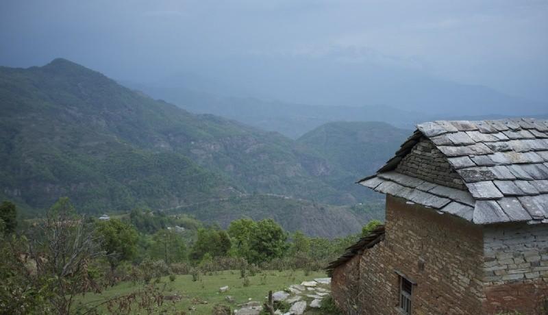panchase trek nepal
