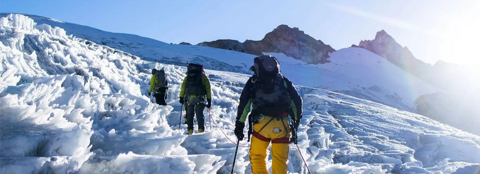 Book Your Peak Climbing Trip Online Instantly