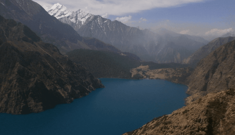 upper dolpo phoskundo lake