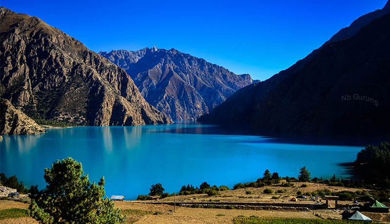 shey phoksundo lake trek