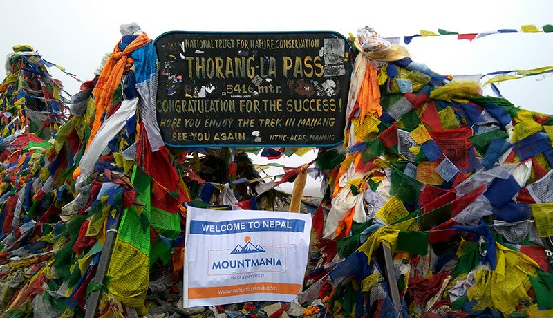 Annapurna Circuit Trek 14 Days