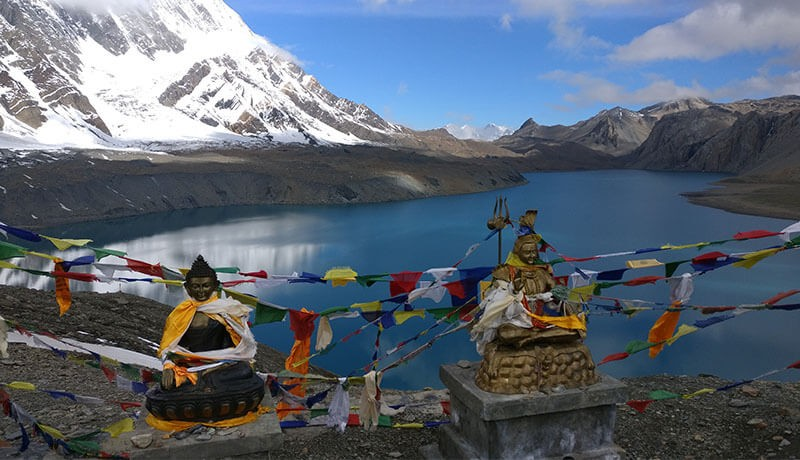 tilicho lake trek package