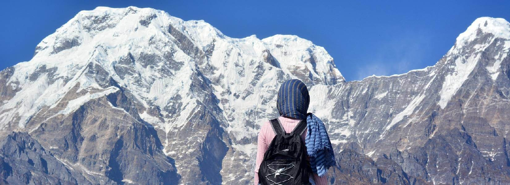 trekking in nepal for beginners