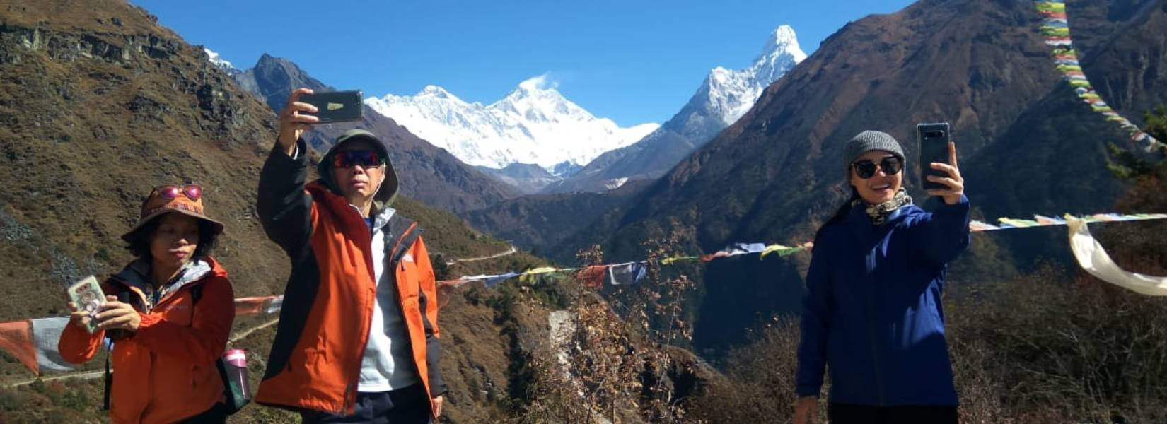 trekking in nepal for seniors
