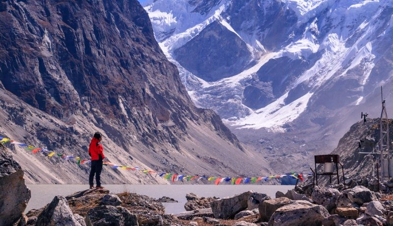 tsho rolpa lake trek