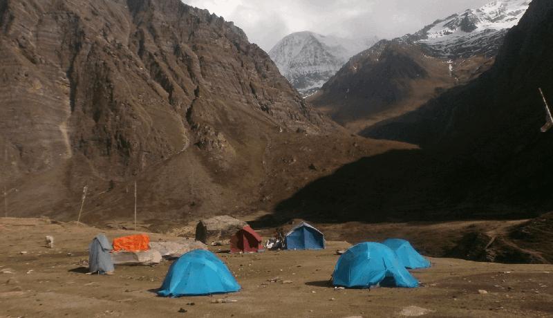 upper dolpo camping trek